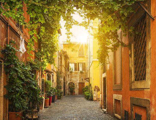 Yazı: Trastevere | Dönüp Dönüp Sana Gelmek İstiyorum | Yazan: Seda Çağlayan
