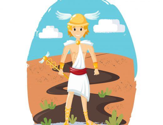 Yazı: Hermes | Tanrıların En Hızlısı | Yazan: Gülşah İslamoğlu