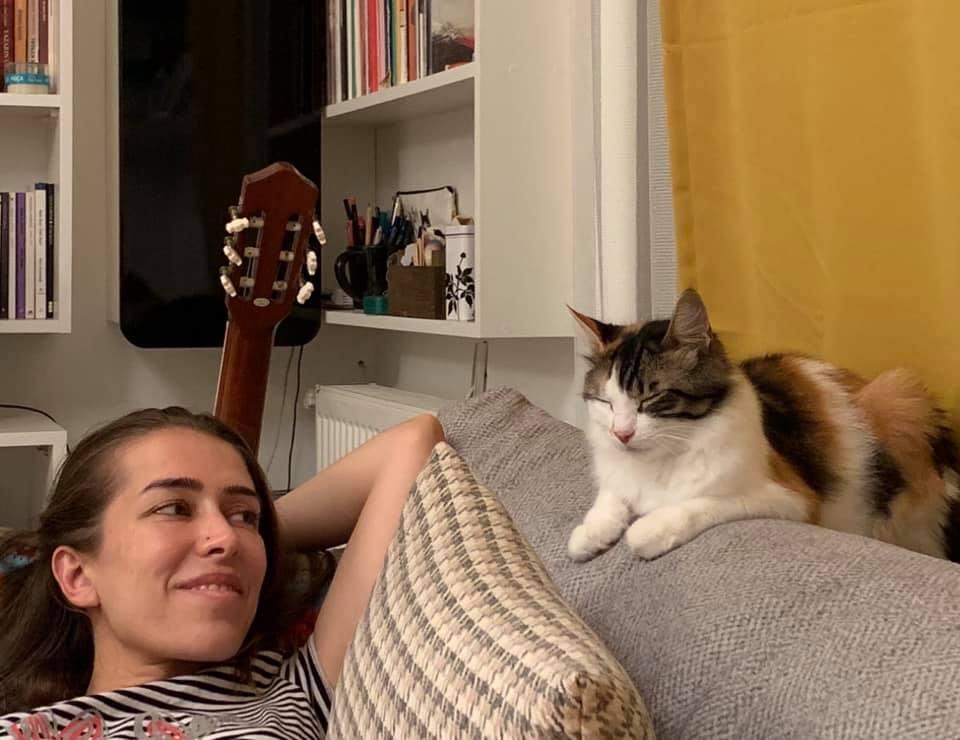 Röportaj: Vuslat Saraçoğlu | Yazar: Burak Süalp | Fotoğraf: Cihan Kurtaran