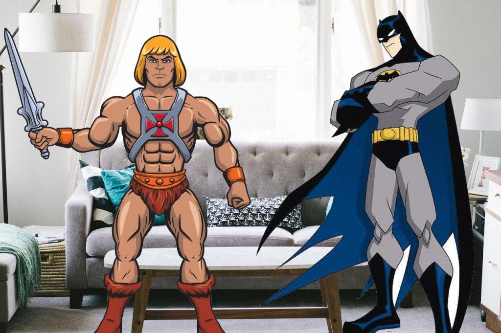 Öykü: Gölgelerin Gücü Adına Batman | Yazan: Hakan Özbek