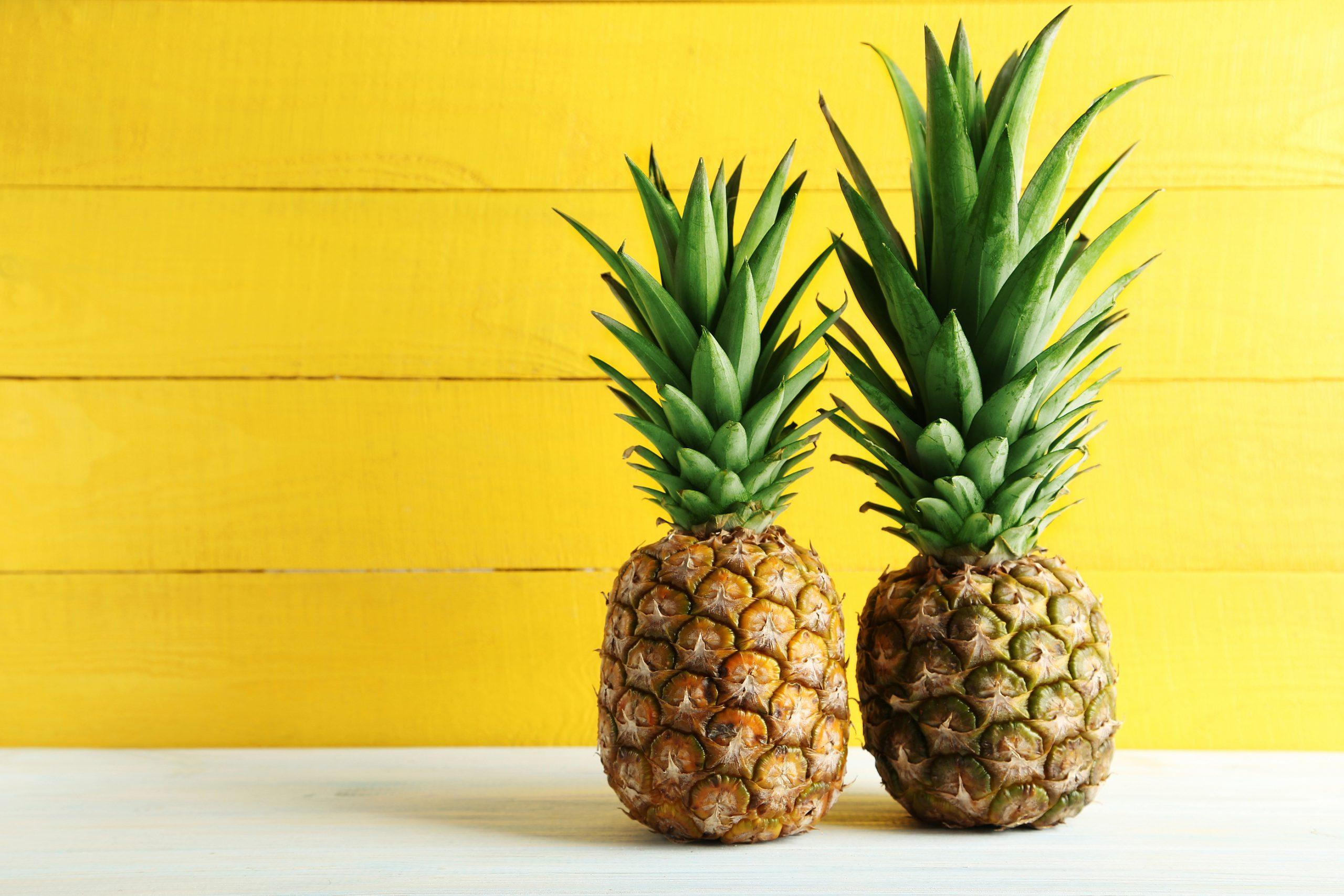 Tropikal Meyveler: Ananas