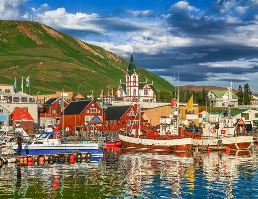 Yazı: Husavik | İzlanda'da Balina Gözlemi | Yazan: Pelin Öncüoğlu Işık