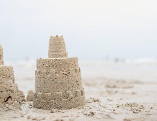 Yazı: Kumdan Kaleler Yaptım | Yazan: İlayda Oylum Güleryüz