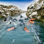Yazı: Silfra Yarığı'nda Dalış   İzlanda   Yazan: Pelin Öncüoğlu Işık
