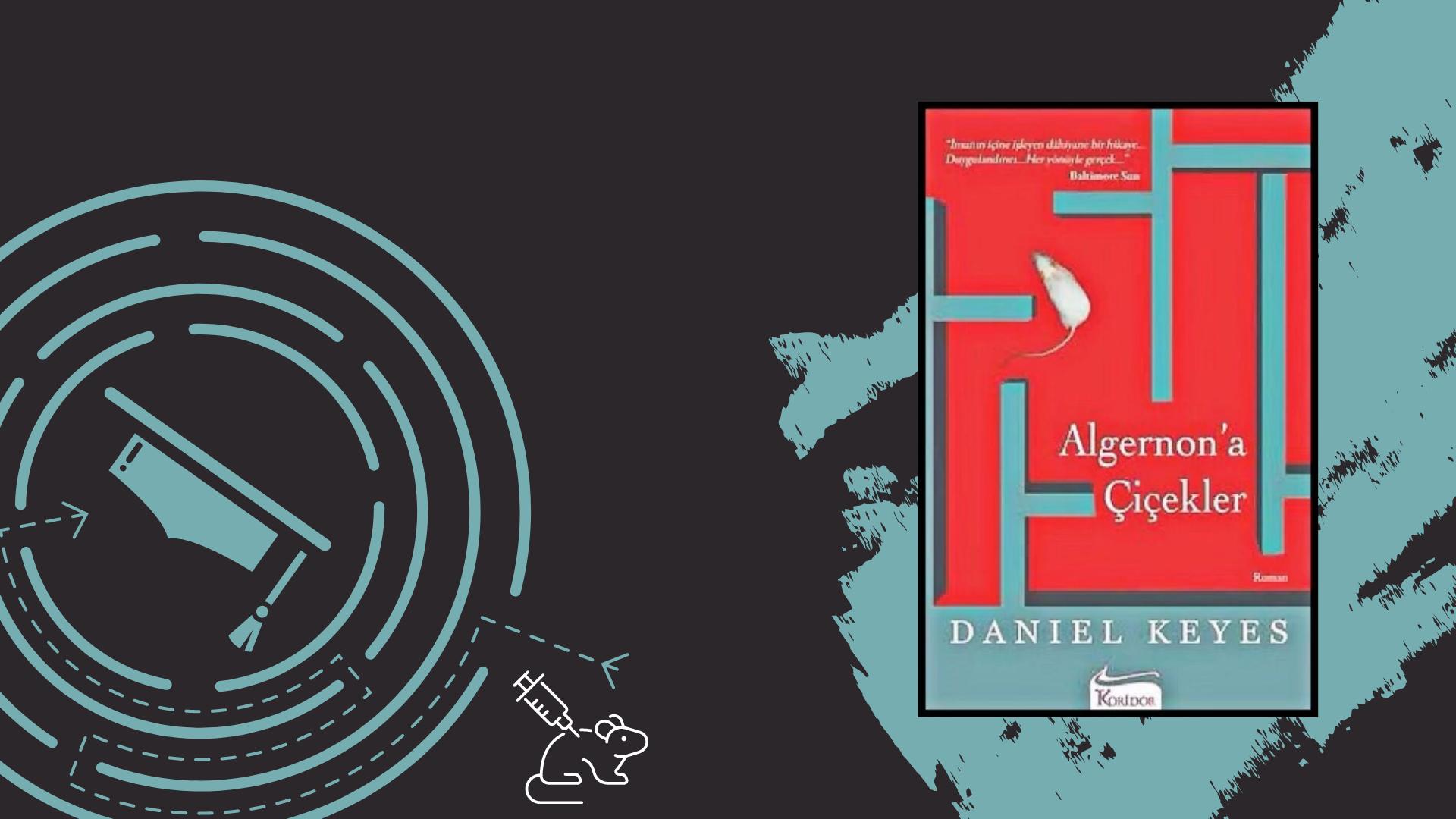 Kitap: Algernon'a Çiçekler | Yazar: Daniel Keyes | Yorumlayan: Kübra Mısırlı Keskin