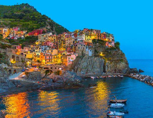 Yazı: Cinque Terre   Yazan: Melih Daşgın