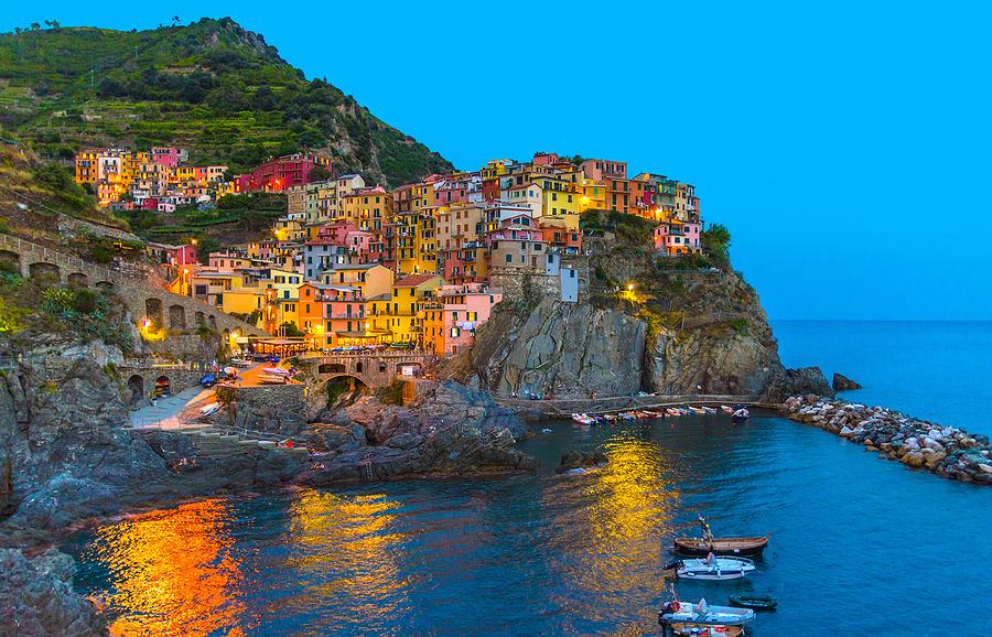 Yazı: Cinque Terre | Yazan: Melih Daşgın
