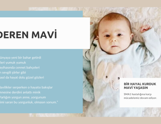 Deren Mavi