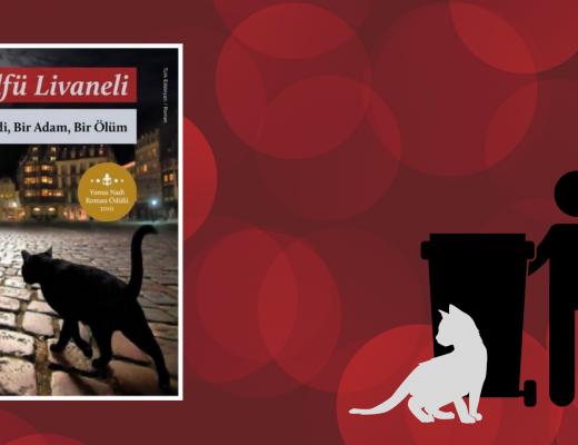 Kitap: Bir Kedi, Bir Adam, Bir Ölüm | Yazar: Zülfü Livaneli | Yorumlayan: Hülya Erarslan