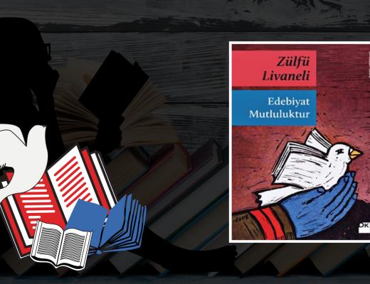 Kitap: Edebiyat Mutluluktur | Yazar: Zülfü Livaneli | Yorumlayan: Hülya Erarslan