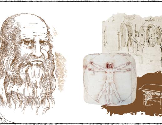 Yazı: Leonardo da Vinci | Zıt Bilimler | Yazan: İlayda Duman