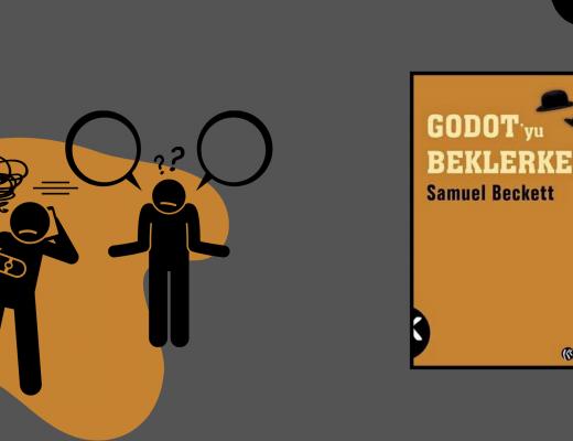 Kitap: Godot'yu Beklerken | Yazar: Samuel Beckett | Yorumlayan: Hülya Erarslan