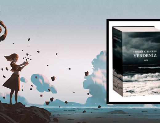 Kitap: Yerdeniz | Yazar: Ursula K. Le Guin | Yorumlayan: Hülya Erarslan
