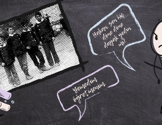 Öykü: Sen Hiç Döne Döne Dayak Yedin mi? | Yazan: Hakan Özbek