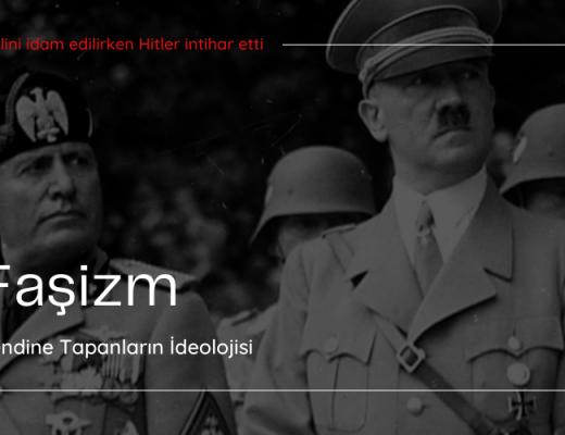 Yazı: Faşizm | 2 | Yazan: Atakan Balcı